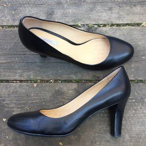 Geox Donna Marian goat leather shoe - size 7.5